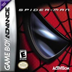 Jaquette de Spider-Man : The Movie Game Boy Advance