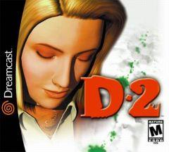 Jaquette de D2 Dreamcast