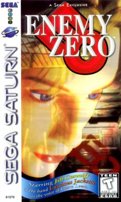 Jaquette de Enemy Zero Sega Saturn