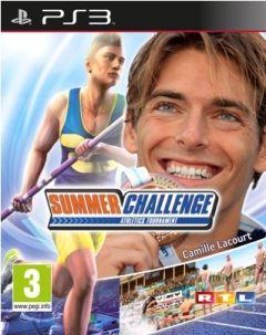 Jaquette de Summer Challenge Athletics Tournament PlayStation 3