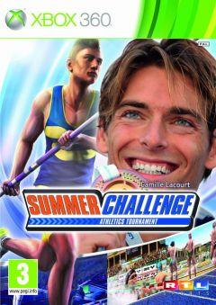 Jaquette de Summer Challenge Athletics Tournament Xbox 360