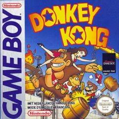 Jaquette de Donkey Kong Game Boy