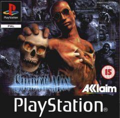 Jaquette de Shadow Man PlayStation