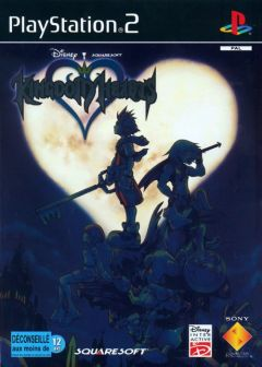 Jaquette de Kingdom Hearts PlayStation 2