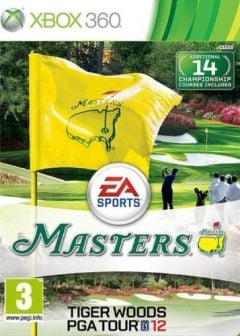 Jaquette de Tiger Woods PGA Tour 12 : The Masters Xbox 360