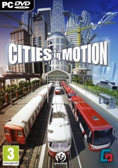 Jaquette de Cities in Motion PC