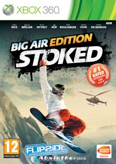 Jaquette de Stoked : Big Air Edition Xbox 360