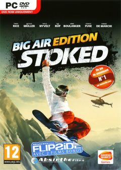 Jaquette de Stoked : Big Air Edition PC