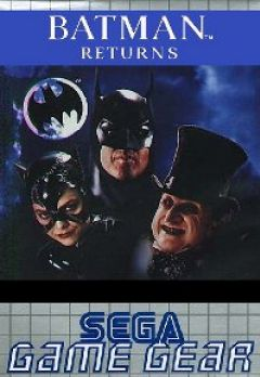 Jaquette de Batman Returns GameGear