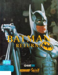 Jaquette de Batman Returns PC