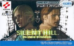 Jaquette de Silent Hill : Play Novel Game Boy Advance
