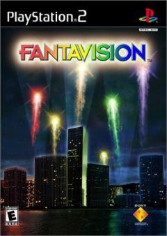 Jaquette de Fantavision PlayStation 2