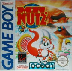 Jaquette de Mr. Nutz Game Boy