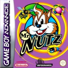 Jaquette de Mr. Nutz Game Boy Advance