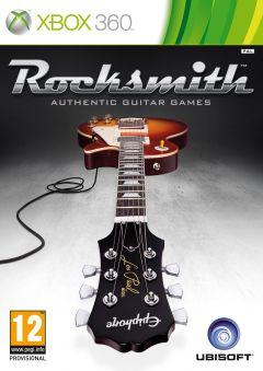 Jaquette de Rocksmith Xbox 360