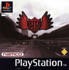 Jaquette de Rage Racer PlayStation