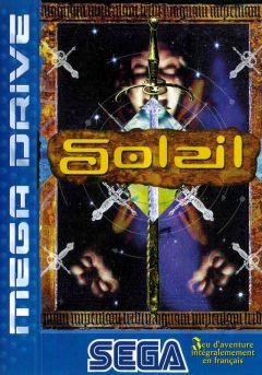 Jaquette de Soleil Mega Drive