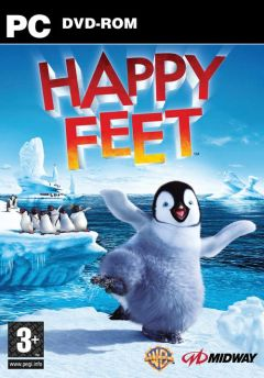 Jaquette de Happy Feet PC