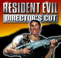 Jaquette de Resident Evil : Director's Cut PlayStation