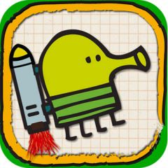 Jaquette de Doodle Jump iPhone, iPod Touch