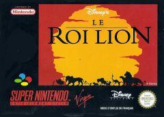 Jaquette de Le Roi Lion Super NES