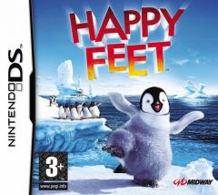 Jaquette de Happy Feet DS