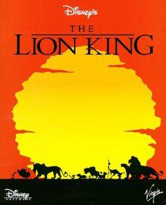 Jaquette de Le Roi Lion Amiga