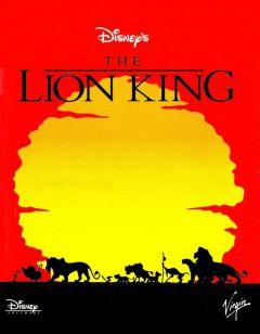 Jaquette de Le Roi Lion PC