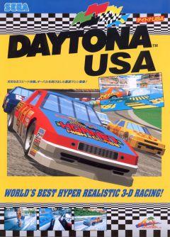 Jaquette de Daytona USA Arcade