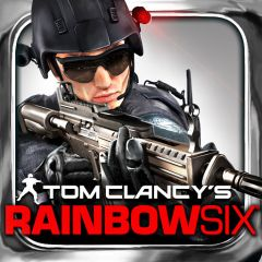 Jaquette de Tom Clancy's Rainbow Six : Shadow Vanguard iPad