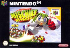 Jaquette de Mischief Makers Nintendo 64
