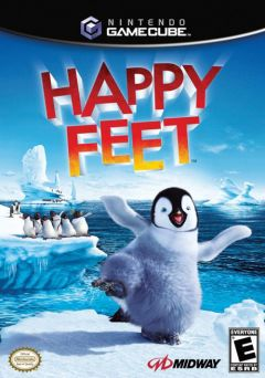 Jaquette de Happy Feet GameCube