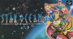 Jaquette de Star Ocean Super NES