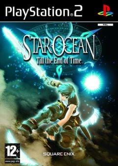 Jaquette de Star Ocean : Till the End of Time PlayStation 2