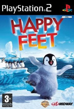 Jaquette de Happy Feet PlayStation 2
