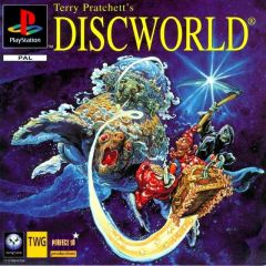 Jaquette de Discworld PlayStation