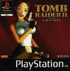 Jaquette de Tomb Raider II PlayStation