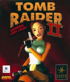 Jaquette de Tomb Raider II Mac