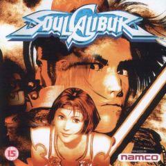 Jaquette de SoulCalibur Dreamcast