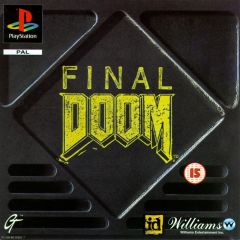 Jaquette de Final Doom PlayStation