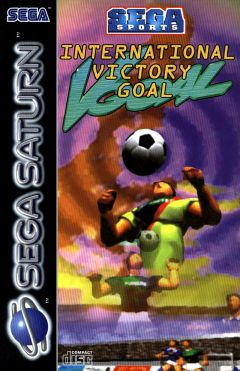Jaquette de International Victory Goal Sega Saturn