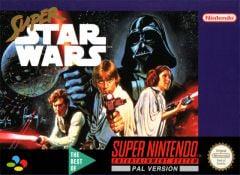 Jaquette de Super Star Wars Super NES