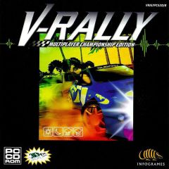 Jaquette de V-Rally PC