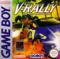 Jaquette de V-Rally Game Boy