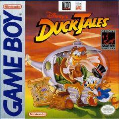 Jaquette de Duck Tales : La Bande à Picsou Game Boy