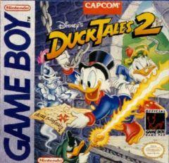Jaquette de Duck Tales 2 : La Bande à Picsou Game Boy