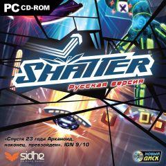 Jaquette de Shatter PC