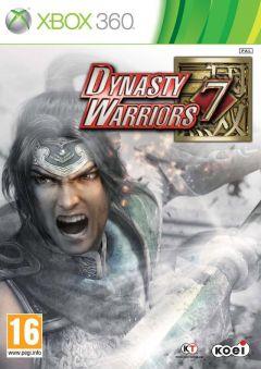 Jaquette de Dynasty Warriors 7 Xbox 360