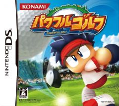 Jaquette de Powerful Golf DS
