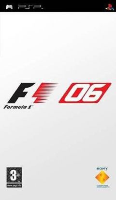 Jaquette de Formula One 06 PSP